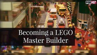 Dreamjobs: Becoming a LEGO Master Builder