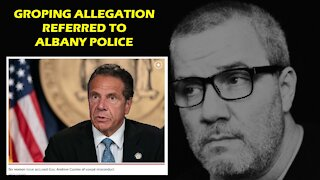 Groping Allegation Against Gov Cuomo Referred to Albany Police