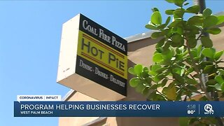 West Palm Beach program works to keep small businesses afloat
