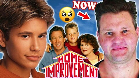 HOME IMPROVEMENT CAST 💥 THEN AND NOW 2021