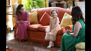 Duchess Catherine honours promise as she meets five-year-old cancer patient