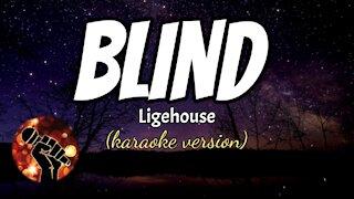 BLIND - LIFEHOUSE (karaoke version)