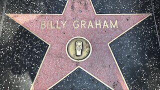 Why Does Billy Graham Have A Star On The Hollywood Walk Of Fame?