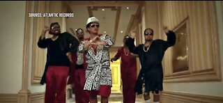 Bruno Mars announces additional shows in Las Vegas