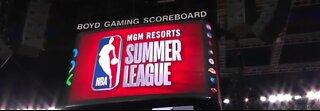 Could Las Vegas play host to NBA games if season resumes?