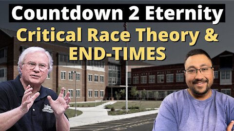 The FINAL ANTICHRIST and CRITICAL RACE THEORY!!!