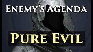 Enemy's Agenda is Luciferian, Anti Human & Pure Evil w/ Jessie Czebotar