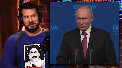 Putin CALLS OUT Biden. Media Ignores It!   Louder With Crowder