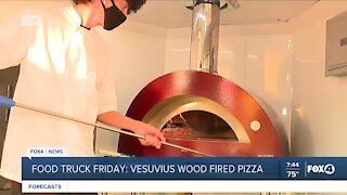 Food Truck Friday: Vesuvius Wood Fired Pizza debuts new trailer to SWFL