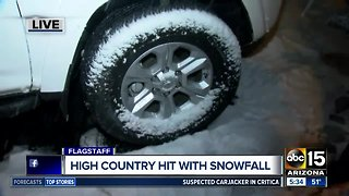 Flagstaff schools closed for winter weather