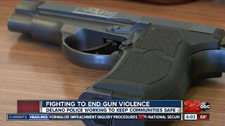 Fighting to end gun violence in Delano