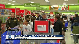 Shop with a Cop Brown County