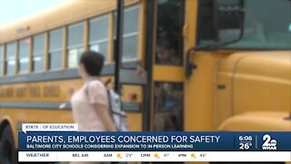 Parents, employees concerned for safety in schools