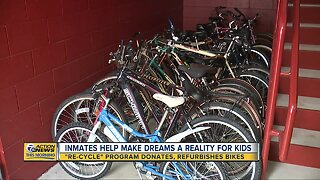 Oakland County Jail inmates help make dreams a reality for kids