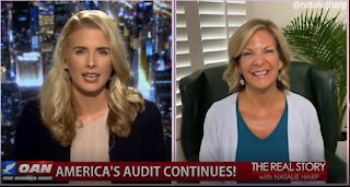 The Real Story - OANN Breaking Maricopa Audit News with Kelli Ward