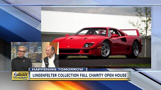 Lingenfelter Collection Fall Charity Open House