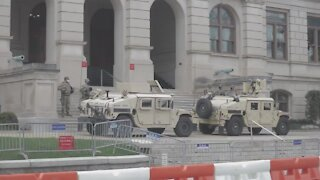 Military Police Surround Georgia Capitol - Georgia is Now Under Military Occupation