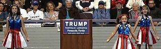 Donald Trump Finally Embraces The Hitler Comparisons