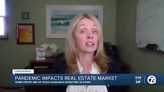 Pandemic impacts real estate market