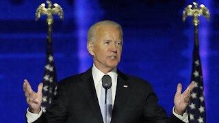 President-Elect Joe Biden Addresses Nation
