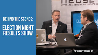 Behind the Scenes: Election Night Results Show