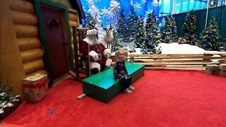 Meet Santa Claus @ Bass Pro Shop during Covid