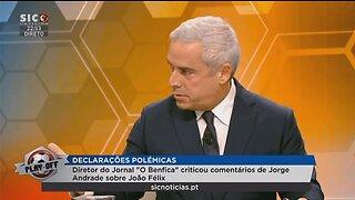 Paulo Garcia e Rui Santos generalizam o discurso do ódio