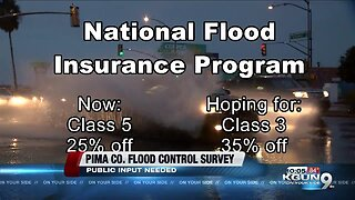 Pima County seeks public input on flooding