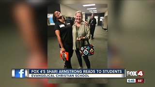 Shari Armstrong at Evangelical Christian