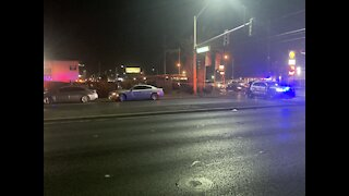 One dead after shooting at Las Vegas apartment complex