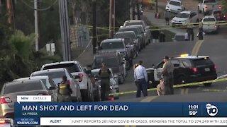 Deputies investigate homicide in La Presa