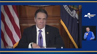 Cuomo breaks his silence since being accused of sexual harassment