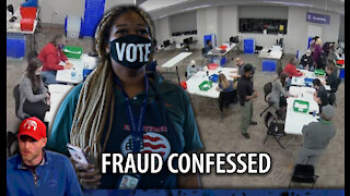 Poll Workers Confess UNDER OATH That Thousands of Biden Ballots Were FAKE