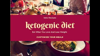 Keto Diet | Top 4 Meal Recipes for Weight Loss