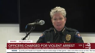 Full news conference: Aurora Police provides update on excessive use of force case