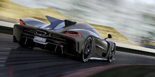 Koenigsegg Absolute Trailer