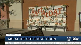 Outlet at Tejon's ART at OAT: what visitors can look forward to