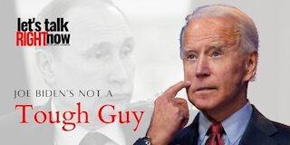 Joe Biden thinks he's a tough guy… he's not