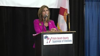 NEWS CONFERENCE: Palm Beach County Supervisor of Elections holds news conference ahead of Election Day (24 minutes)