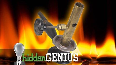Stuff of Genius: Robert Wilhelm Bunsen: Bunsen Burners