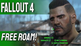 Fallout 4 - Survived!   Free Roam Episode 1