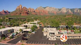 The Arabella Sedona: Relaxation and adventure in the Red Rocks of Sedona