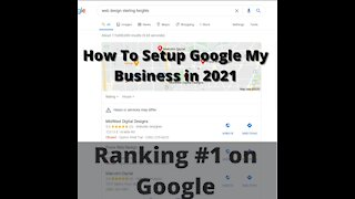 How To Setup Google My Business in 2021