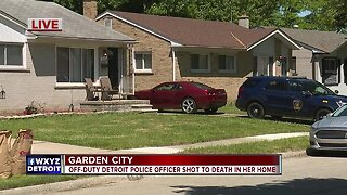 Off-duty DPD sergeant shot & killed inside home