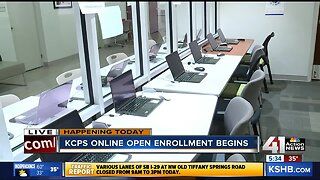 KCPS online enrollment opens for select schools