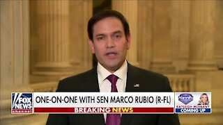 Rubio slams Biden border policy as 'complete, utter ridiculousness'
