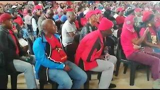 SOUTH AFRICA - Durban - SACP (Video) (v64)