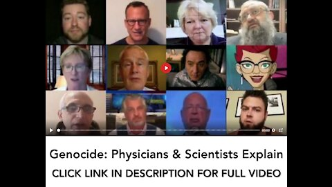 Genocide: Physicians and Scientists Explain