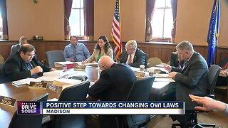 OWI bill package passes committee, heads to Senate leaders