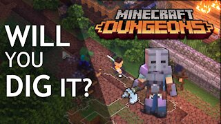Minecraft Dungeons Xbox One Review - Will You Dig It?